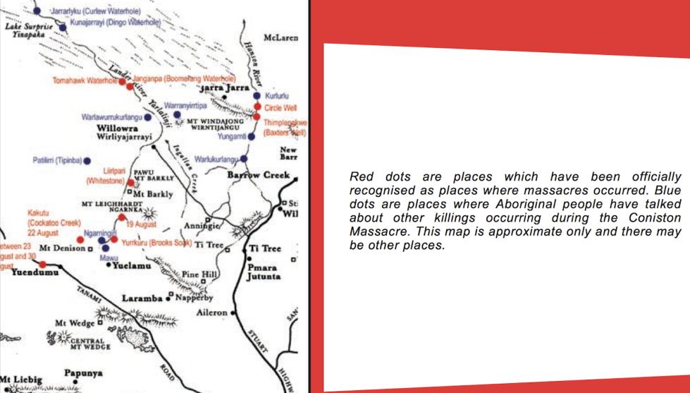 Massacre map